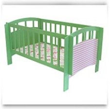 Buy Now 18IN Doll Crib