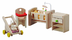 plan doll house nursery includes chest