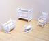 melissa doug deluxe doll house nursery