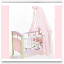 Canopy For Doll Crib