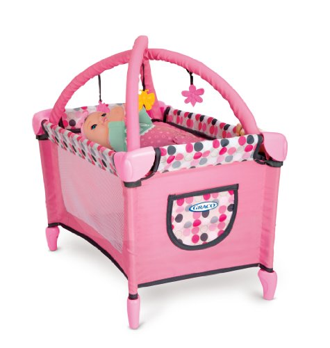 Deluxe Playard Baby Doll Cribs