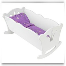 Buy Now Lil Doll Cradle