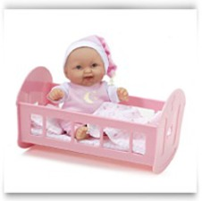 Buy Now Lots To Love Doll With Cradle