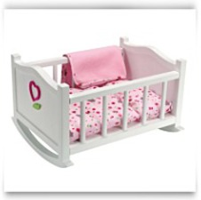 Buy Now Mon Premier Small Doll Cradle