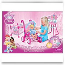 Buy Now Princess Royal Playset With Accessories