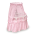 badger basket oval doll bassinet canopy