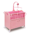 badger basket pink doll crib cabinetbeddingmobilewheels