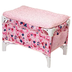 corolle classiques floral doll changing table