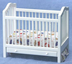dollhouse white nursery crib redesign purchase