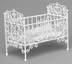dollhouse crib white wire redesign purchase