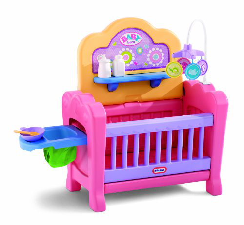 Little Tikes 4-IN-1 Baby Born Nursery