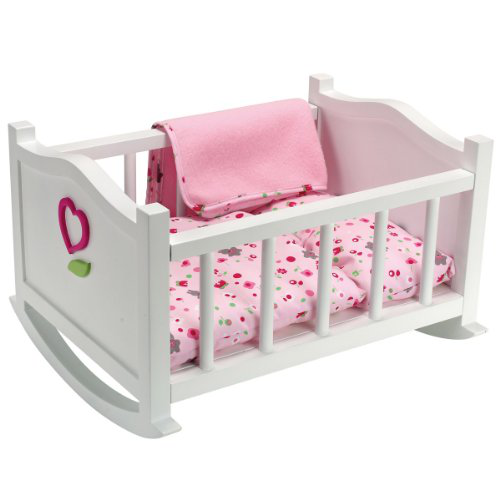 Mon Premier Small Doll Cradle